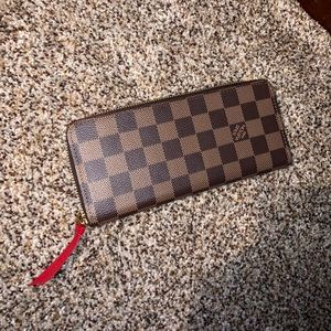 Louis Vuitton Clemence Wallet 🖤
